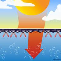 EnergyGuard zwembad afdekking