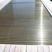 Solar PVC Lamellen