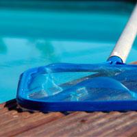 Zwembad netten